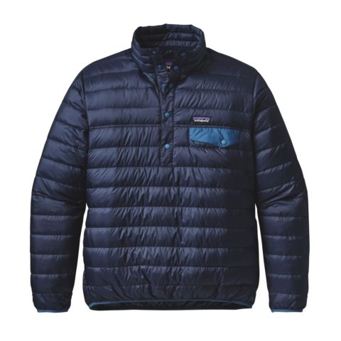 PATAGONIA meest jope DOWN SNAP-T