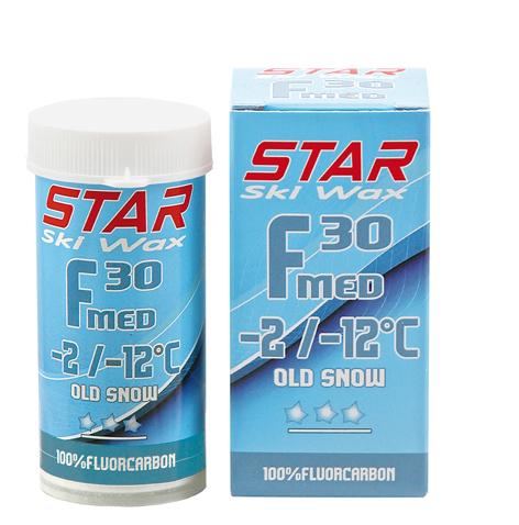 STAR fluoripulber F30 MED -2 -12°C,