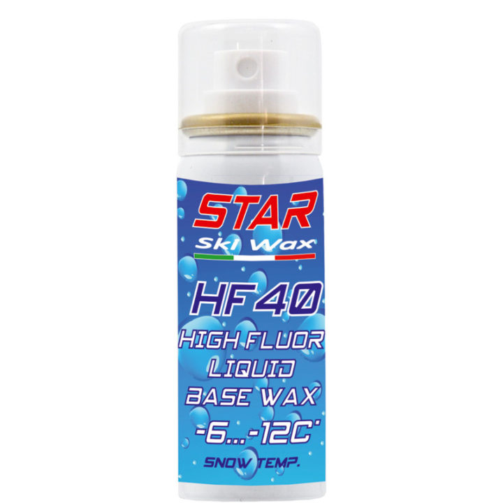 Star HF40 Base wax vedelik -6...-12C 50ML