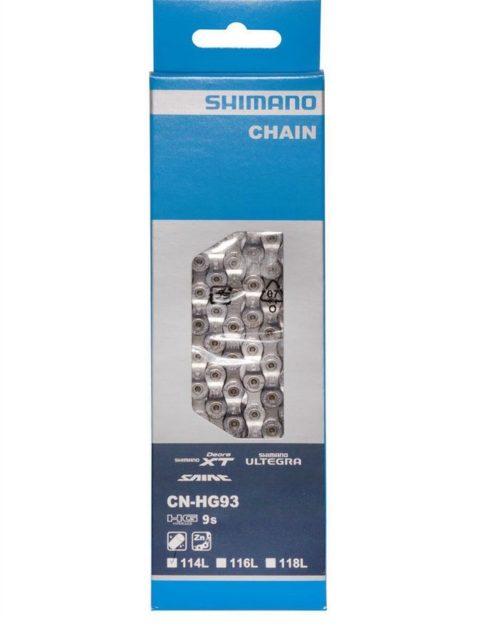 SHIMANO XT/Ultegra HG93 9s kett