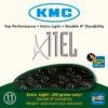 KMC X11EL kett