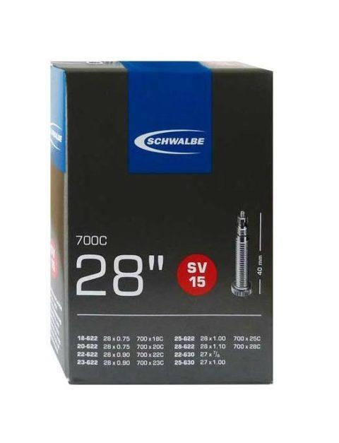 SCHWALBE 700x18-28 PV 40mm sisekumm