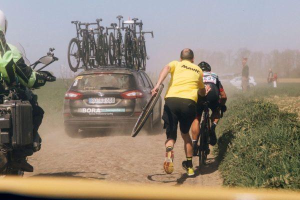 Paris-Roubaix neutral service