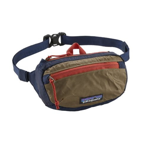 PATAGONIA vöökott Lightweight Travel Mini Hip Pack 1L