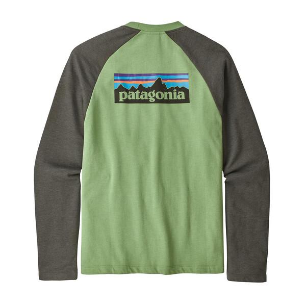 PATAGONIA pusa P-6 LOGO LW CREW SWEATSHIRT