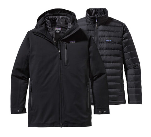 PATAGONIA jope TRES 3-IN-1 PARKA