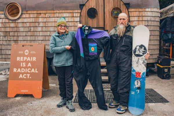 Worn Wear on Patagonia programm, mille eesmärgiks on riiete taaskasutus