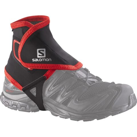 SALOMON jooksubahilla TRAIL GAITERS HIGH