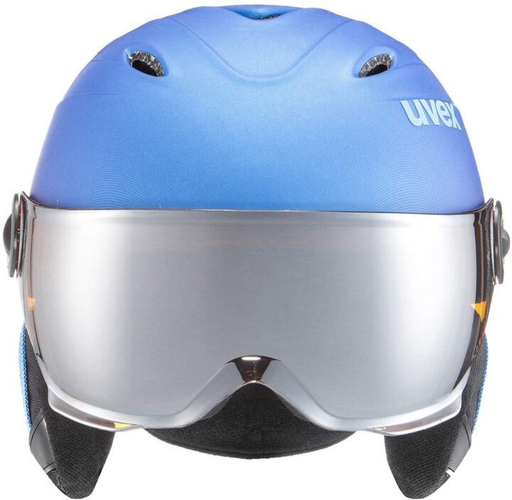 Mäesuusakiiver Uvex Jr Visor Pro