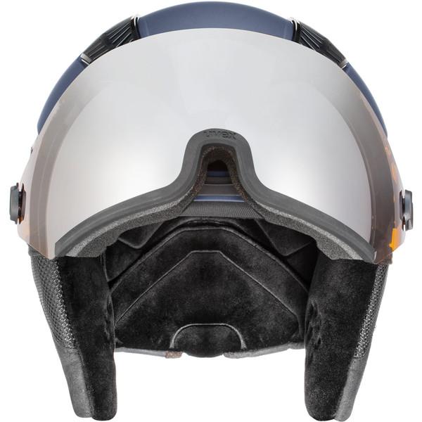Mäesuusakiiver Uvex HLMT 600 VISOR