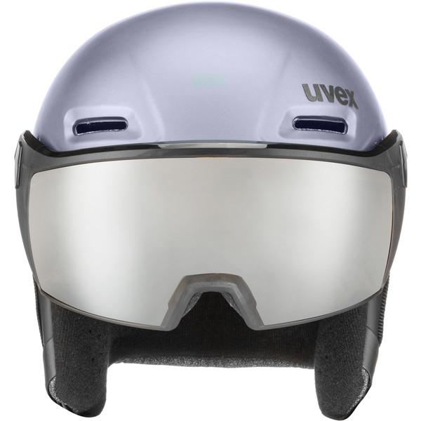 Mäesuusakiiver Uvex HLMT 700 VISOR