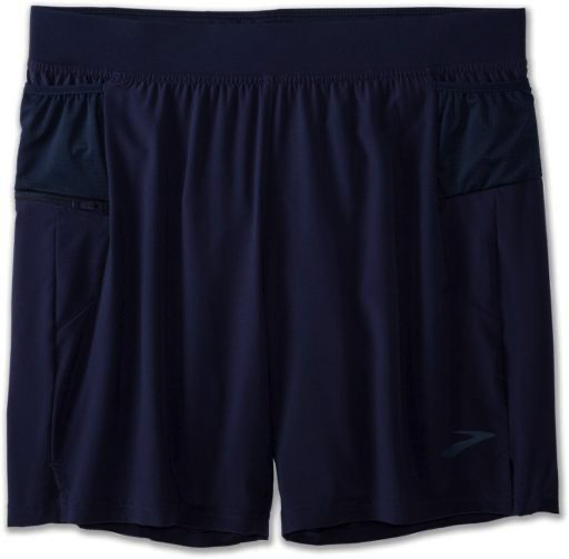 """BROOKS meeste lühikesed püksid SHERPA 7"""" 2-IN-1"""
