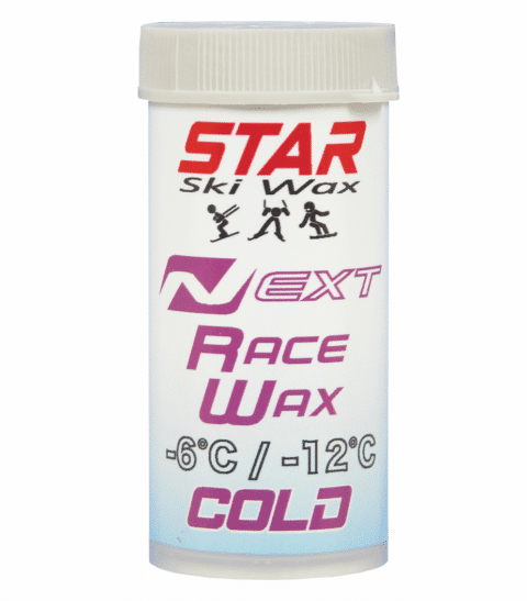 STAR pulber NO FLUOR COLD -6..-12 30G