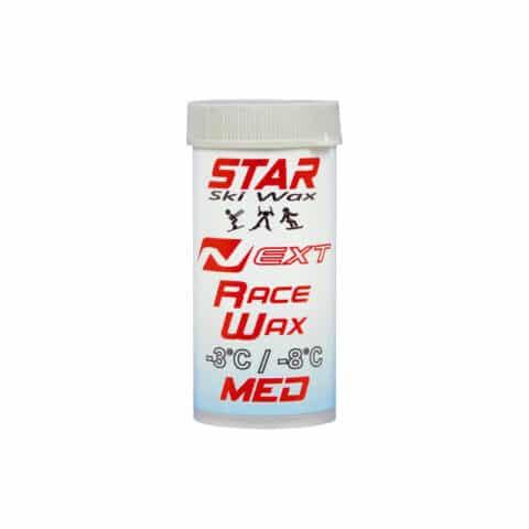 STAR pulber NO FLUOR MED -3..-8 30G