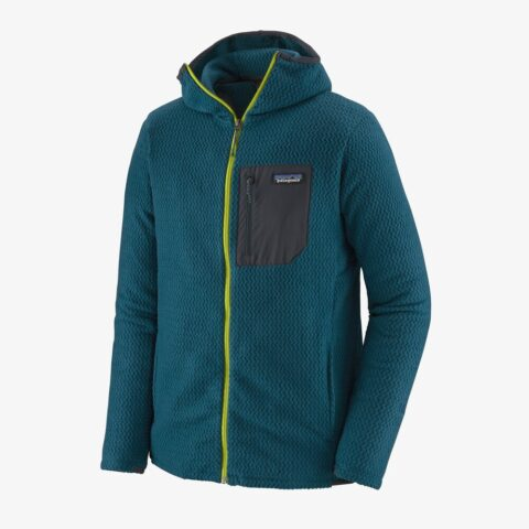 PATAGONIA vahekiht R1 AIR FULL-ZIP HOODY