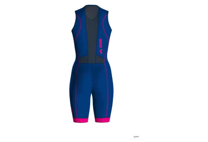 ARENA naiste triatlonikombe TRISUIT  ST 2.0 FRONT ZIP
