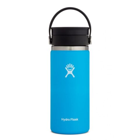 HYDRO FLASK termos 16 OZ WIDE MOUTH WITH FLEX SIP LID